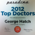 Dr. George Hatch Makes Top Doctors List 2012